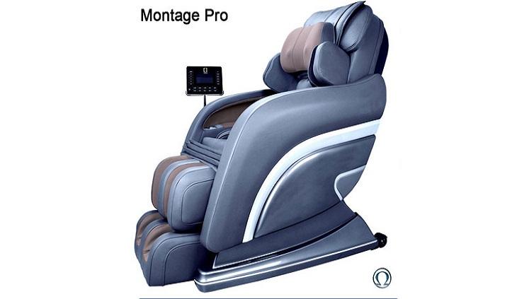 Merveilleux #8 Omega Montage Pro Massage Chair